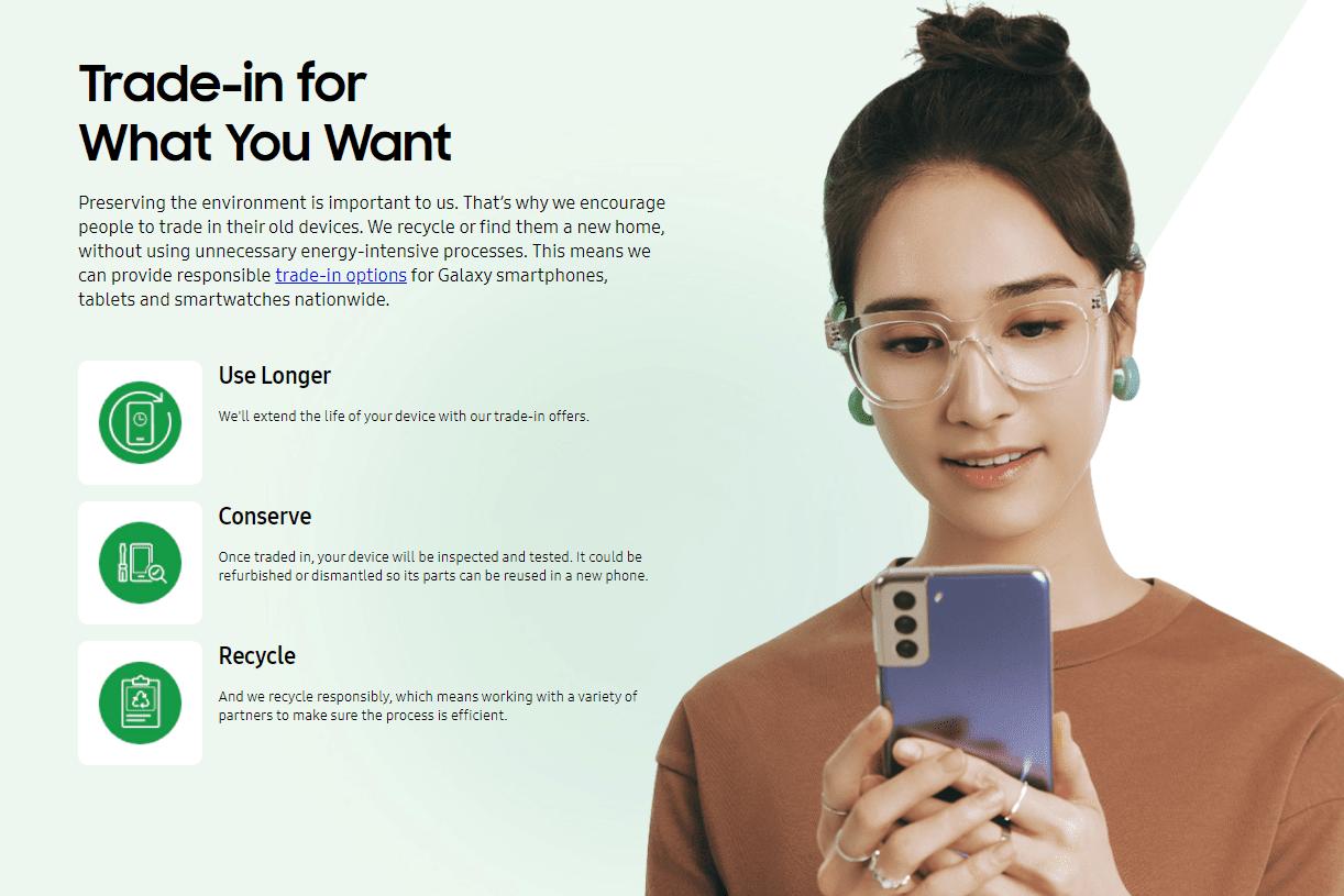 Samsung Trade-ins